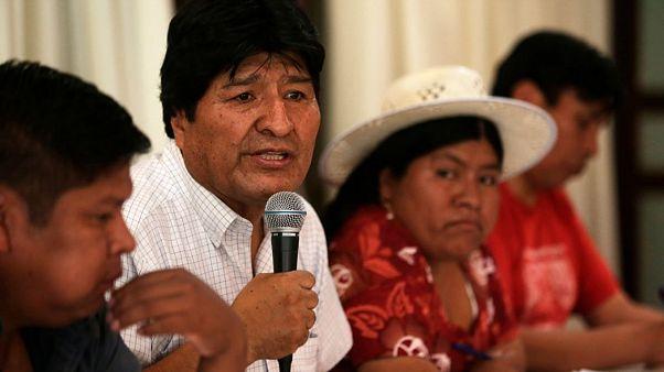 Evo Morales pasa el testigo: Luis Arce será candidato del MAS a la presidencia de Bolivia