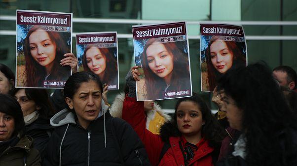 Ceren Özdemir davasında sanık Özgür Arduç'a müebbet hapis cezası verildi