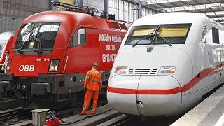 Inaugurado el tren nocturno Viena-Bruselas
