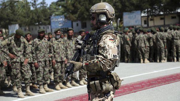 Alman ordusundaki Afgan tercümana İran için casusluk suçlaması