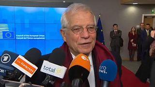 Josep Borrell, chefe da diplomacia da UE