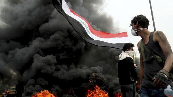 درگیریهای خشونتبار در عراق؛ دست کم ۱۹ نفر زخمی شدند