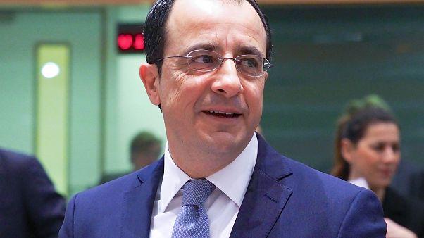 Ο Υπουργός Εξωτερικών, Νίκος Χριστοδουλίδης στο Συμβούλιο Εξωτερικών Υποθέσεων της ΕΕ