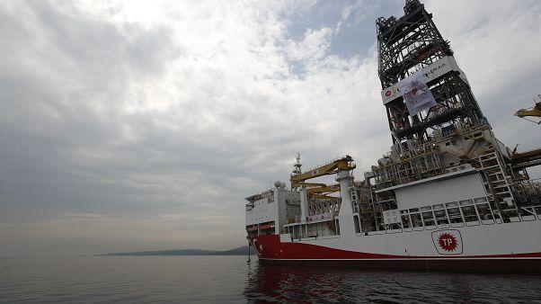 Η Τουρκία βγάζει και τρίτο γεωτρύπανο στην Ανατολική Μεσόγειο