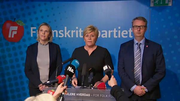 Heimholung von IS-Dschihadistin: Rechtspopulisten verlassen Norwegens Regierung