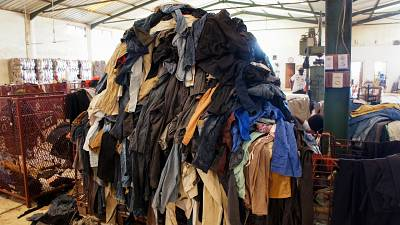 Europe's worst offenders for burning and binning clothes revealed