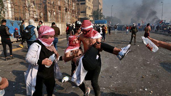Les manifestants de retour dans les rues irakiennes