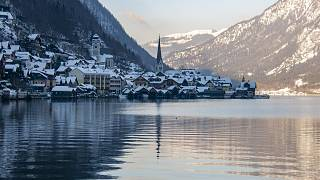 Hallstatt is said to have inspired the setting for Disney's Frozen