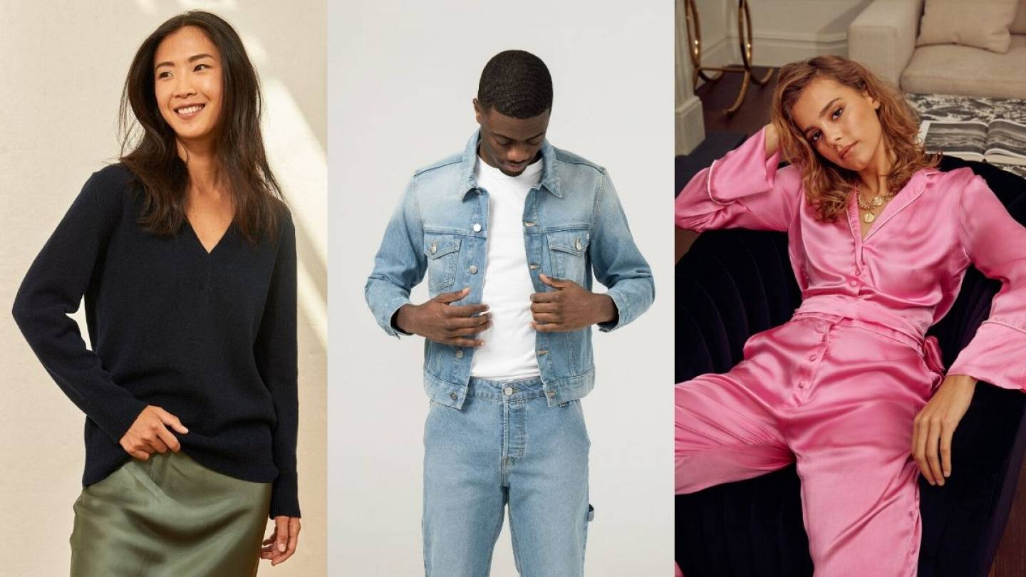 The 60 Best Sustainable Clothing Brands To Wean You Off Fast Fashion Living