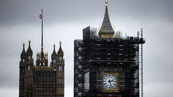 ساعة بيغ بن في لندن
