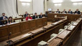 Votação da imunidade parlamentar de Salvini resulta em empate