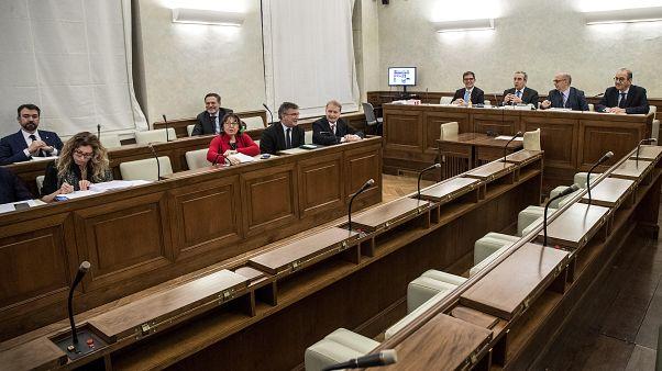 Nave Gregoretti: via libera della giunta del Senato al processo per Salvini