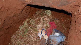 Paraguay'da 75 mahkumun kaçtığı tünel