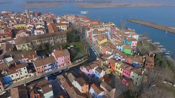 #euroviews : l'exode des habitants de Burano, vu par notre rédaction italienne