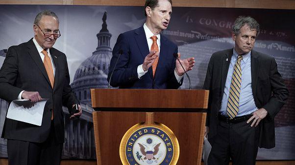 ABD Senatosu Trump için hızlı yargı süreci istiyor