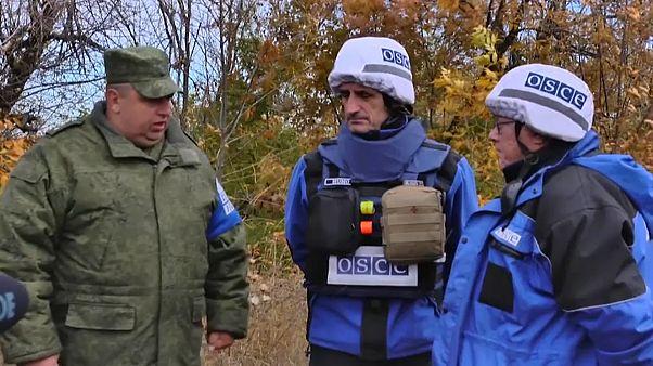 Украина просит расширить миссию ОБСЕ в Донбассе