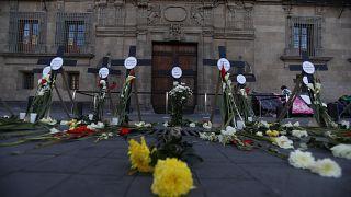 Μεξικό: Θλιβερό ρεκόρ ανθρωποκτονιών - 35,000 άνθρωποι δολοφονήθηκαν