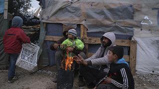 Ilhas gregas fazem 1º protesto desde o início da crise migratória