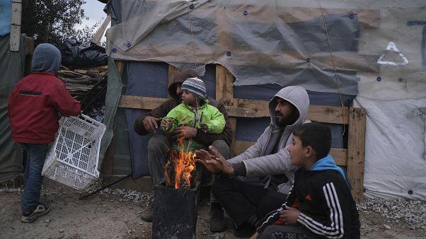 Las islas griegas del Egeo se unen contra la política migratoria