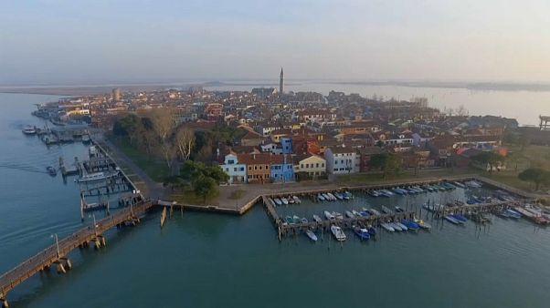 Laguna di Venezia: a rischio estinzione, Burano non è isola per giovani