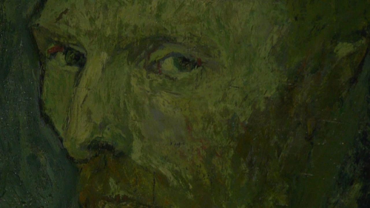 """Le """"Self Portrait"""" de Vincent Van Gogh authentifié"""
