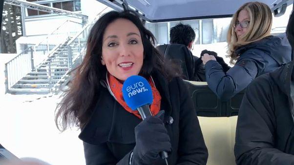 Davos apuesta por el transporte limpio
