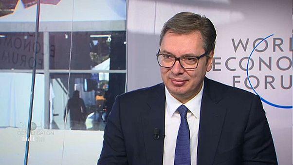 Megelégelte a szerb elnök, hogy kioktatják az orosz kapcsolatok miatt