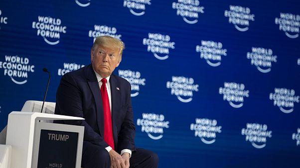 """Trump da Davos: """"Il mondo ci segua, siamo un modello"""""""