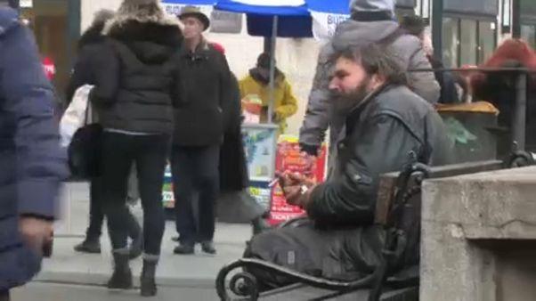 Ουγγαρία: Νεκροί από το κρύο