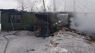 Пожар в Томской области унес жизни 11 человек