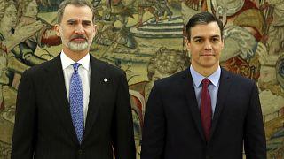 """بعد """"رئيس دولة الاحتلال الصهيوني"""".. """"سيري"""" يرى أن في إسبانيا ملكيْن فليبي وسانشيز!"""