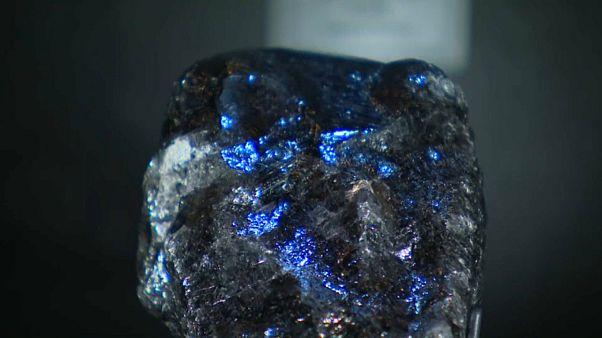 Louis Vuitton s'offre le deuxième plus gros diamant brut du monde