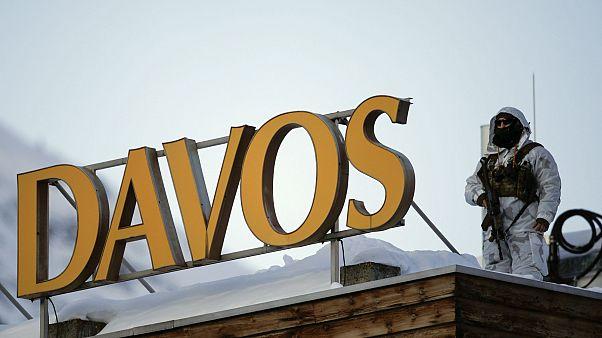 Dünya liderlerinin toplandığı Davos'ta tesisatçı kılığında Rus ajanı iddiası