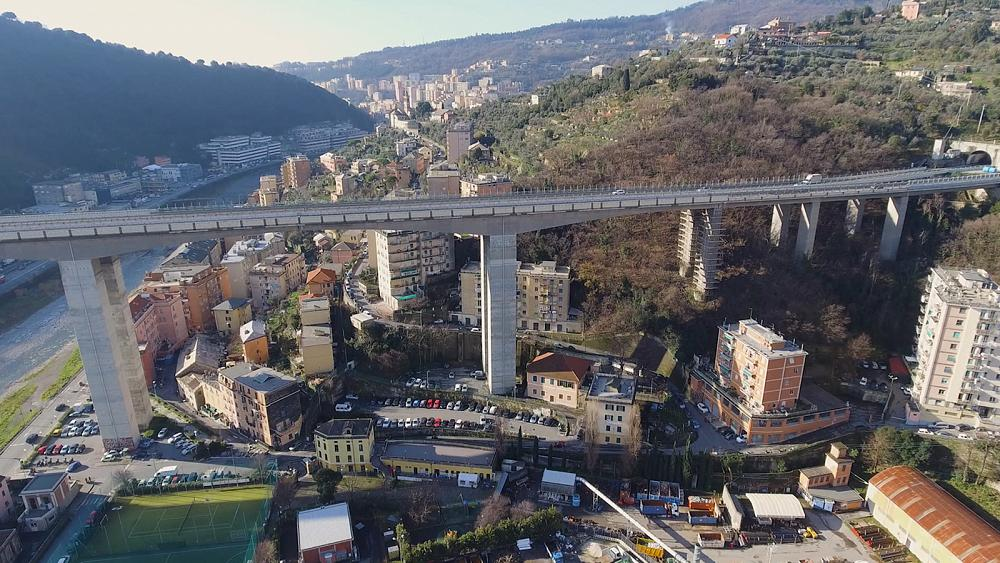Italy S Crumbling Motorways How The Genoa Bridge Collapse Exposed A National Scandal Euronews