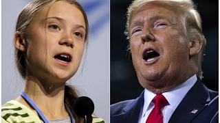 Greta Thunberg vs Donald Trump: Duelo em Davos