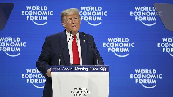 Davos, 1. nap: Thunberg és Trump is beszédet mondott