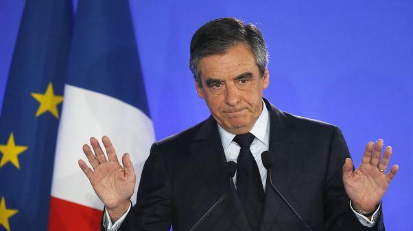 Fransız siyasetçi François Fillom