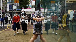 APTOPIX Virus Outbreak Hong Kong