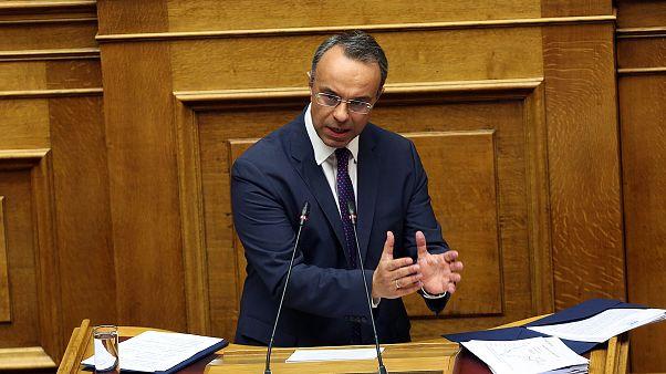 Χρ Σταϊκούρας: «Βελτίωση της βιωσιμότητας του δημοσίου χρέους»