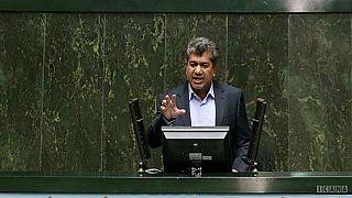 Ahmad Hamzeh au Parlement iranien
