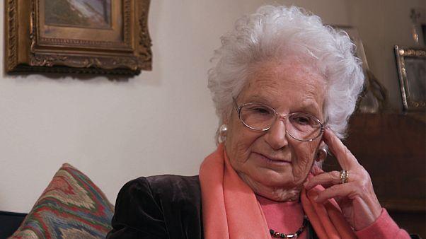 Egy holokauszt-túlélő visszaemlékezései