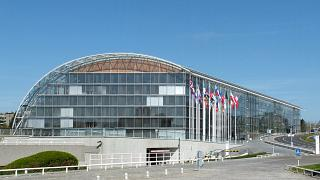 Avrupa Yatırım Bankası'nın Lüksemburg'daki binası