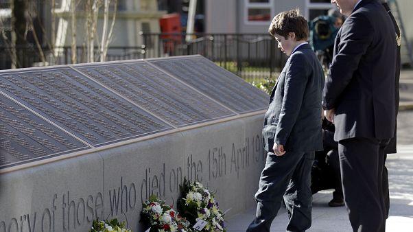 Titanik'te yaşamını yitirenler İrlanda'da anıldı (Arşiv)