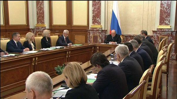 Объявлен состав нового правительства РФ