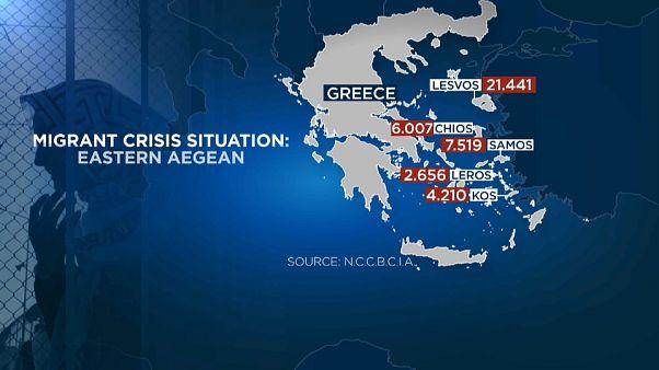 Grecia: le cinque isole dell'Egeo protestano contro nuovi centri di accoglienza migranti
