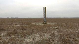 Egy elárvult vízmérce árulkodik a klímaváltozásról a Kiskunságon