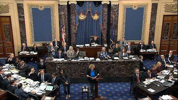 В Сенате США начались слушания по импичменту Дональду Трампу