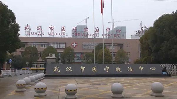 ویدئو؛ اقدامهای احتیاطی شدید چینیها برای مقابله با شیوع بیشتر ویروس مرموز