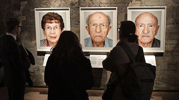 """Survivors"": 75 Gesichter erinnern an den Holocaust"