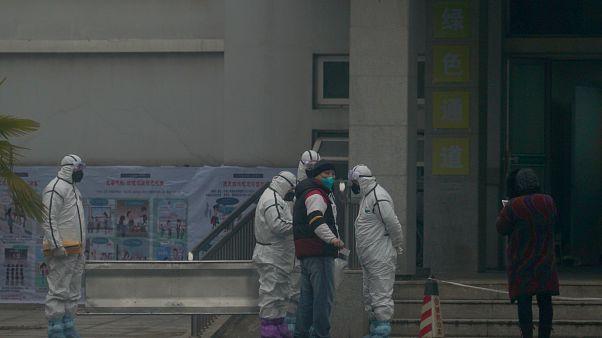 Çin'de gizemli virüsle mücadele sürüyor